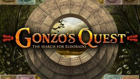 Go to a Real Adventure with Gonzo's Quest