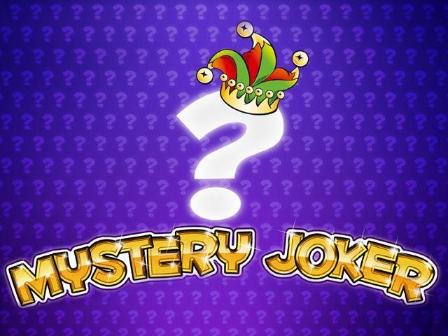 Win Big Prizes Playing Mystery Joker Slot
