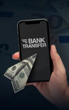 How to Use Instant Bank Transfer at Jet10