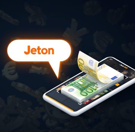 How to Use Jeton at Jet10 Casino